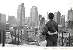 Long Island City Wedding Engagement Photography, NYC. Photography by Jessica Schmitt Photography www.jessicaschmitt.com