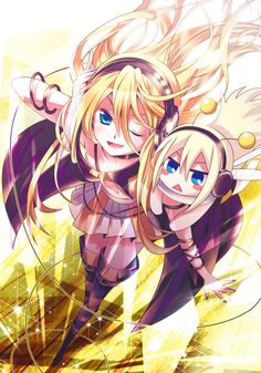 Lily Vocaloid Yellow