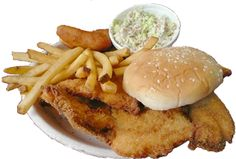 Does this look good??  Skippers is an unassuming little place in Apex that you might just drive by without a second look.  Don't!! Best fish fry south of the mason dixon line.  I crave a good fish fry down in NC. That comes from my Buffalo roots.