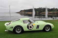 The 35 Million Dollar Ferrari 250 GTO 1962