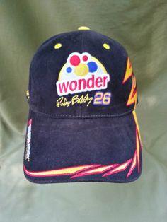 Ricky Bobby Talladega Nights Winder Bread Nascar Flex Fit Hat a3d800deacd