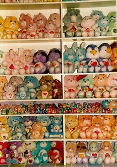 Care Bears- care bear collector heaven