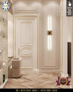 In a more spacious real estate, like a sufficient by area apartments, you can make a good dressing room in the hall, though now, many make a mini- dressing room right in the bedroom. #luxurydesign #luxury #luxurylifestyle #luxuryhomes #luxuryfurniture #luxurylife #luxurywardrobe #wardrobe #wardrobeideas #wardrobedoors #wardrobeorganization #dressingroomideas #furniture #furnituredesigns #dressingroomdesign Interior Design Companies, Luxury Interior Design, Interior Architecture, Luxury Furniture, Furniture Design, Luxury Wardrobe, Wardrobe Organisation, Dressing Room Design, Wardrobe Doors