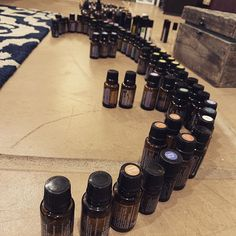 I feel like maybe I have a problem😂 Actually, I have a whole post on all the ways my family uses our dōTERRA oils Every. Single. Day. 👆Link in bio👆  #doterra #essentialoils #theresanoilforthat #natural #nontoxichome #naturalremedies #aromatherapy #fullgreenlife