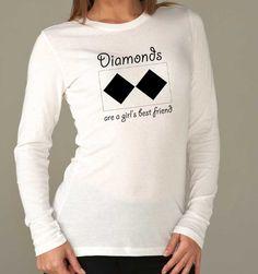 Diamonds are a Girl'
