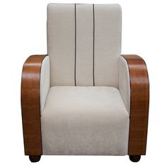Orleans Art Deco Sofa and Chair - English Sofas
