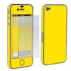 Apple iPhone 4 or 4s Decal Vinyl Skin   Screen Pr ($9.99)