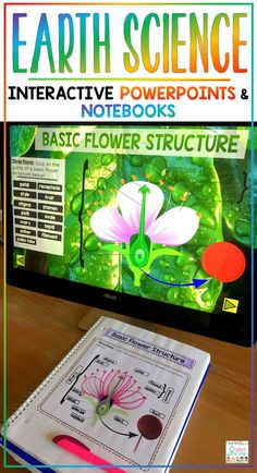 Earth Science Interactive PowerPoints and Notebooks - my students love watching the presentations while creating their interactive notebook