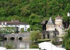 Hotel Brantôme en Périgord, Moulin de L'Abbaye, Official Website