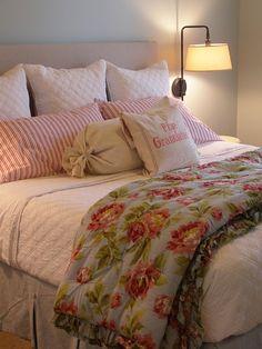 Beautiful Things are Love and Dreams : Como fazer uma cabeceira de cama