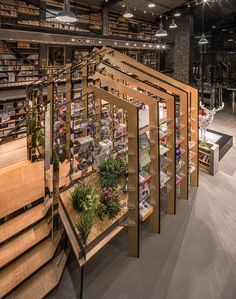 Image 2 of 20 from gallery of Hauser & Wirth Pop-up Bookshop / dongqi Architects. Photograph by Raitt Liu