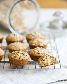 Oatmeal Muffins [Gluten Free]