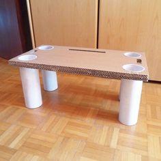 DIY, Karton Kutudan Masa Yapılışı