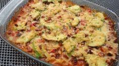 Pittige chili met avocado