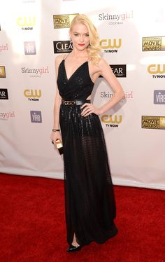 Jaime King. All the Critics' Choice Awards Pictures 2013