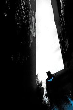 Batman By Jock #illustration #popculture #comics #batman
