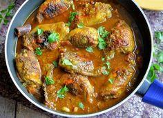 Ghurkha Chicken Cardamom Curry