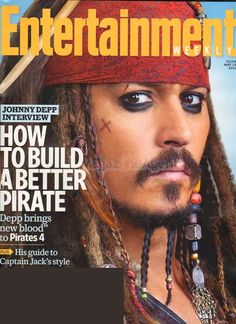 I don't think you can build a better pirate than Capn Jack