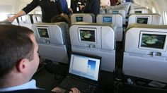 Laptop Tablet Bans on Flights.      Britain and the US yesterday banned laptops and tablet computers from the passenger compartment of flights from several Middle East and North African nations.  The restrictions are different in the two countries and only Britain specified the maximum size of device allowed  16 by 9.3 centimetres (6.3 by 3.7 inches). A French civil aviation agency spokesman said France was considering whether to impose similar measures.  Here is what we know so far…
