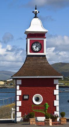 Knightstown Clock Tower and weighbridge, Ireland