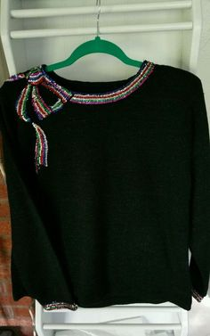 Design Options Philip Jane Gordon Christmas Sweater Holiday Sparkly Sequins XL in Clothing, Shoes & Accessories, Women's Clothing, Sweaters   eBay