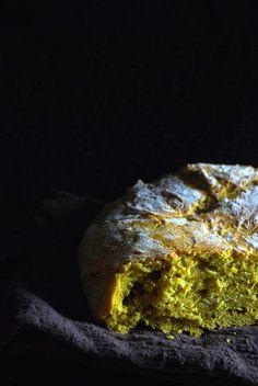 Turmeric, Bread, Food, Brot, Essen, Baking, Meals, Breads, Buns