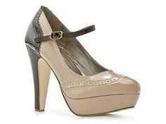 I NEED these shoes, I DESERVE these shoes! I will go to every DSW in the metro area to find THESE shoes!