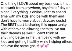 Who doesn't love designing their own lives and being their own boss? I know I do!!!