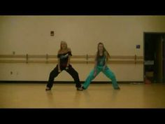 """Moves Like Jagger"" by Maroon 5 Zumba Routine"
