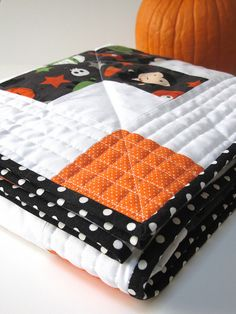 Boo Quilt - Quilts for Kids | Flickr - Photo Sharing!