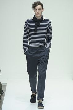 Margaret Howell Men's RTW Spring 2013