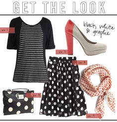 Get the Look - Black and White