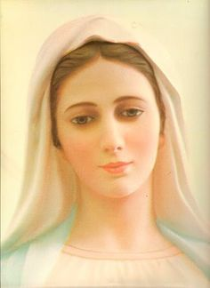 Medjugorje – Mensagem a Mirjana – Divine Mother, Mother Mary, Our Lady Of Medjugorje, Madonna, Prayers To Mary, My Maria, Say A Prayer, Catholic Religion, Sainte Marie
