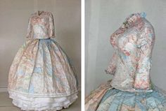 Dresses made from Maps