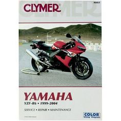 The most popular motorcycle repair manuals ideas are on pinterest clymer manual yamaha yzf r6 1999 2004 fandeluxe Gallery