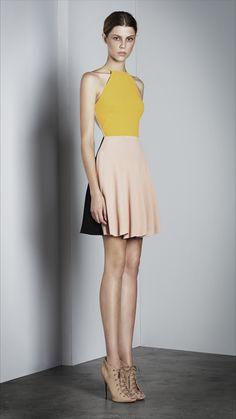 Dress: Marion