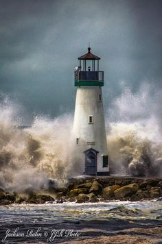 Lighthouse -- JJR Photo