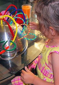 Fun with Pipe Cleaners- Fine Motor Skills.