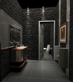 Ofis bay tuvalet