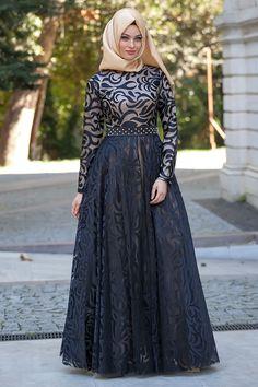 PUANE - Puane - Siyah Elbise