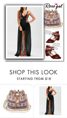 """""""Rosegal"""" by jenny007-281 ❤ liked on Polyvore featuring Summer and polyvoreeditorial"""