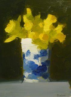 Stanley Bielen, Trumpet Daffodils, 2009