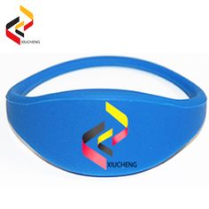 Security & Protection Analytical 5pcs 13.56mhz Rfid Wristband Silicone Electronic Bracelets Wristband Nfc Smart Rfid Silicone Wristband With S50 Chip
