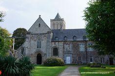 Abbaye de la Lucerne,  Journée des Ambassadeurs de la Manche, journée organisée par Manche Tourisme Septembre 2013.