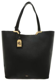 ACADIA  - Shopping Bag - black