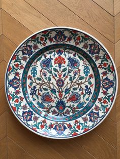 Turkish Iznik ceramics