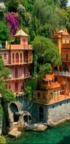 Villas near Portofino, Italy... http://youtu.be/4TyQZw2YgkI Find a cheaper flight, hotel, vacation package, rental car, or activity within 24 hours of booking... http://biguseof.com/special-vacation-deals