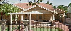 38 Wilson Tce, Glenelg East Bungalows, Facades, Outdoor Decor, Beautiful, Home Decor, Craftsman Bungalows, Interior Design, Bungalow, Facade