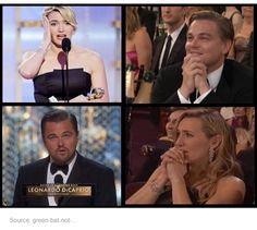 The best of friends. #Imgur #Oscars