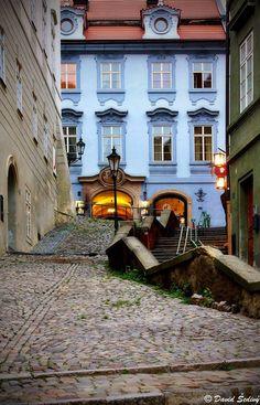 Prague – Malá Strana   Jánský vršek